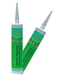 789 Weatherproof Neutral Cure Silicone Sealant Low Mould High Speed Curing