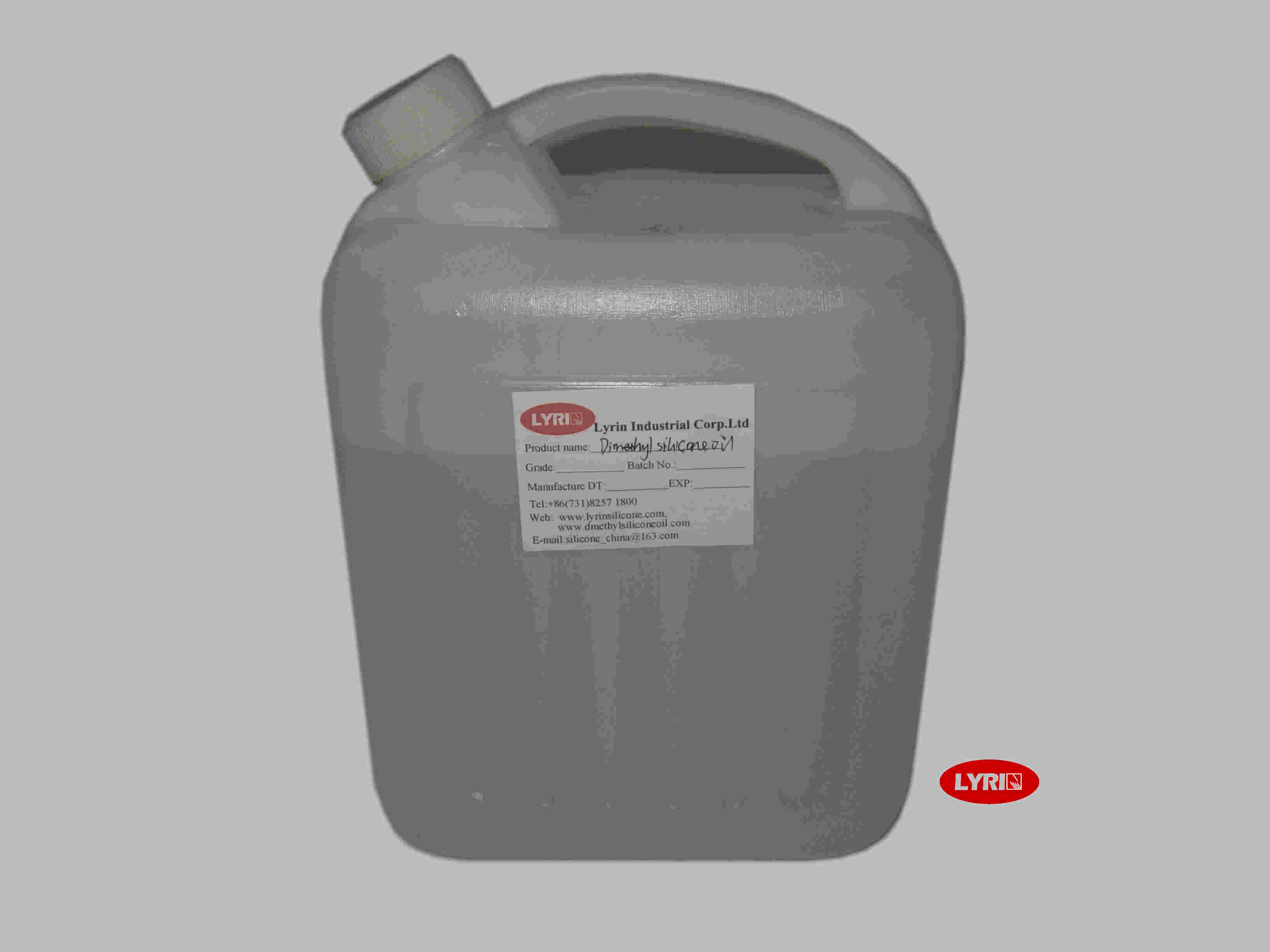 Liquid Dimethyl Silicone Fluid , Polydimethylsiloxane Oil With Grade 1000 Cst